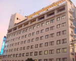 備長炭の湯 ホテルクラウンヒルズ松山(BBHホテルグループ)に格安で泊まる。