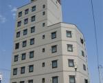 ホテルルートインコート甲府に格安で泊まる。