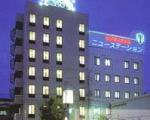 ホテルニューステーション<山梨県>に格安で泊まる。
