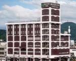瑞穂イン石見益田(旧:マスダセントラルホテル)に格安で泊まる。