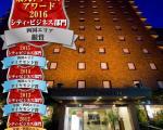 ホテル川六 エルステージ高松に格安で泊まる。