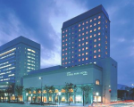 オークスカナルパークホテル富山に格安で泊まる。
