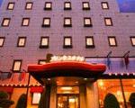 三沢プリンセスホテルに格安で泊まる。