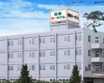 小山国際第一ホテルに格安で泊まる。