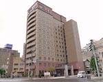 ルートイン旭川駅前一条通に格安で泊まる。