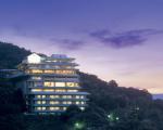 夕凪の湯 HOTEL花樹海に格安で泊まる。