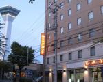 函館リッチホテル五稜郭に格安で泊まる。