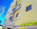 ホテルセレクトイン焼津駅前に格安で泊まる。