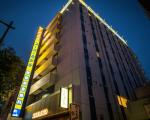 スーパーホテル水戸 天然温泉「梅里の湯」に格安で泊まる。
