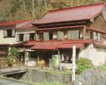 杣温泉旅館に格安で泊まる。