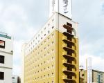 東横イン旭川駅前一条通に格安で泊まる。