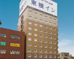 東横イン静岡藤枝駅北口に格安で泊まる。
