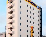 スーパーホテル旭川 天然温泉 大雪山の湯に格安で泊まる。