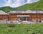 奥の湯 森吉山荘に格安で泊まる。