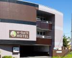 AーGATE HOTEL ASAHIKAWAに格安で泊まる。