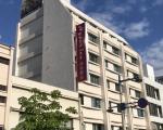 ハイパーイン高松駅前に格安で泊まる。
