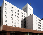 ヴァリエホテル広島に格安で泊まる。